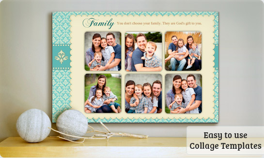 Make Calendars Online To Sell Sell Your Photo Calendar In Our Online Store And Make Family Portrait Templates Mounts And Frames Postermywall