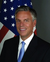 John Huntsman - Image From Wikipedia