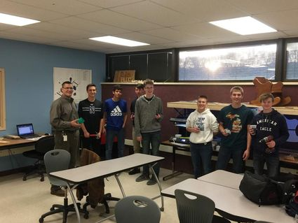 New Glarus High School Starts A Skills USA Chapter - Post Messenger
