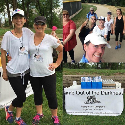 Climb Out of the Darkness 2016