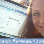 A Whole Lotta Warrior Moms Say Thank You, Katherine, for 10 AMAZING Years