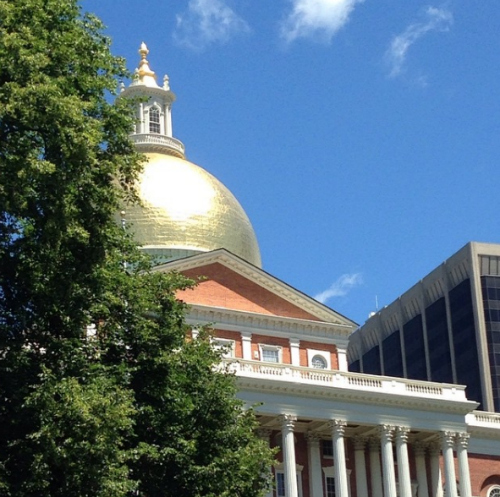 Postpartum Progress at the Massachusetts State House for the 2nd Annual PPD Awareness Day