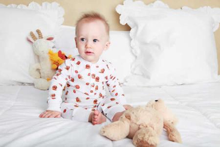 baby onesies, baby pajamas, Jammies, postpartum depression