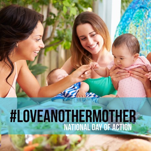 #LoveAnotherMother National Day of Action