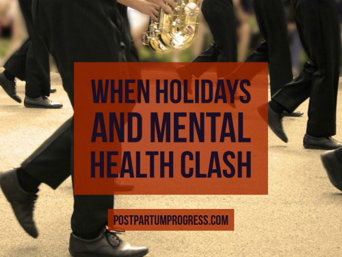 When Holidays and Mental Health Clash
