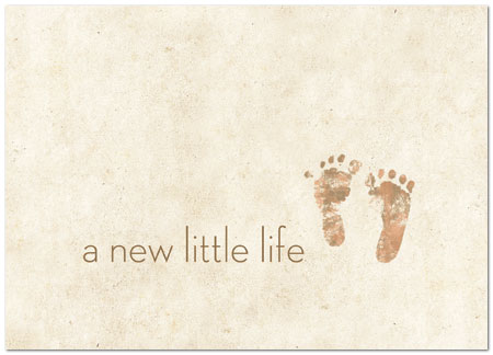 Baby Feet Congratulations Card New Baby Congrats Cards Posty Cards - new baby congratulations