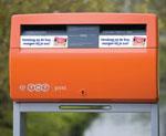 oranje-brievenbus