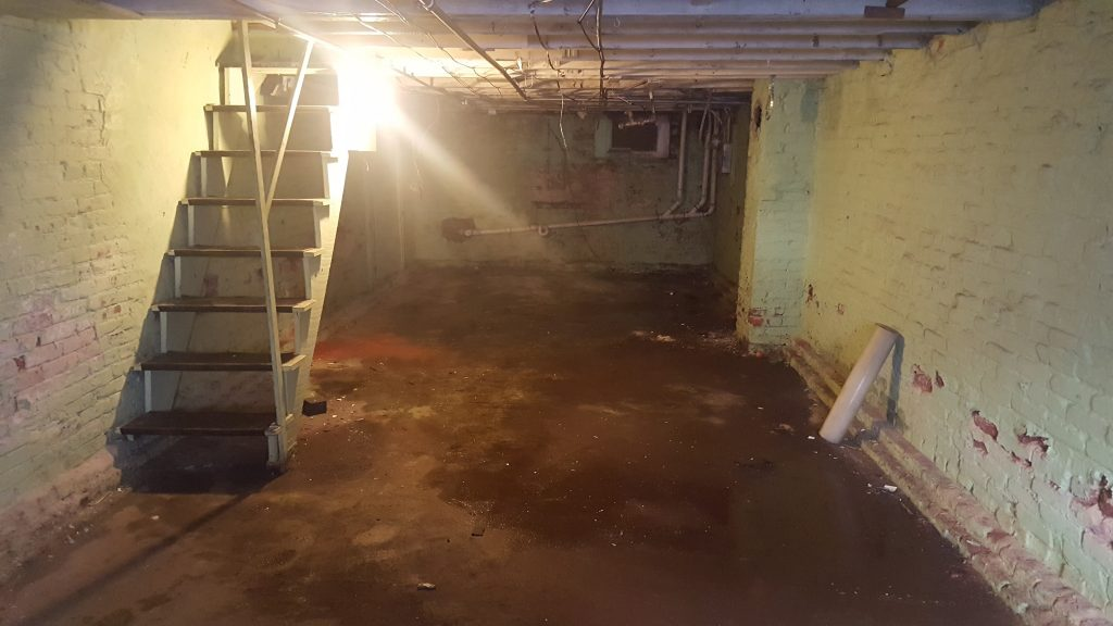 Digging Basements Adding New Height To Low Ceilings By