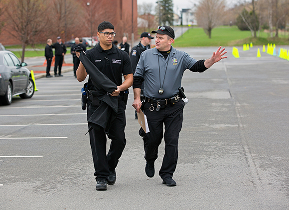 SUNY Potsdam Law Enforcement Training Institute Graduates Find