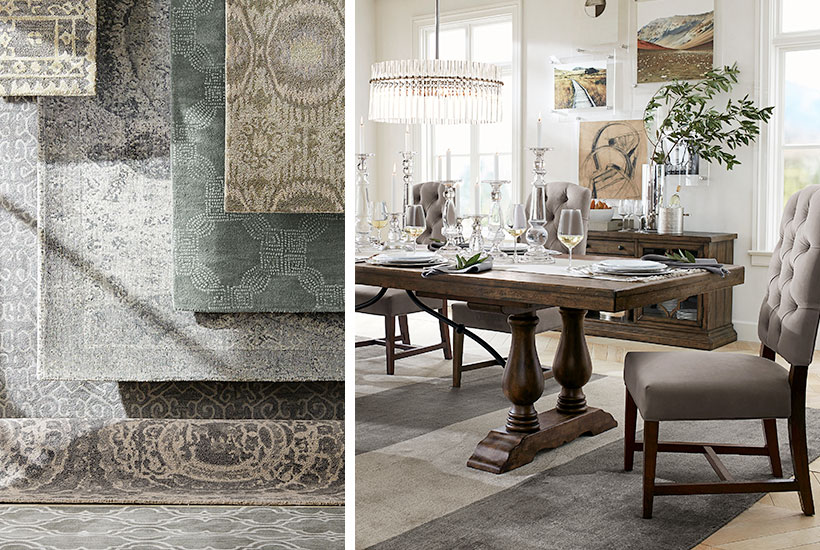 How To Choose The Perfect Rug For Your Dining Room