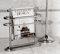 Mercer Floor Magazine Rack