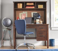 Kendall Desk & Hutch