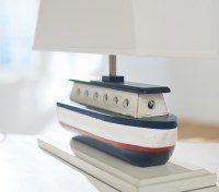Sailboat Lamp | Pottery Barn Kids