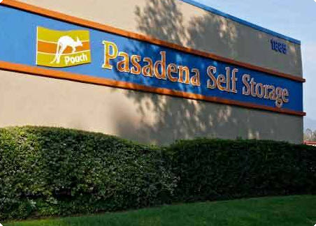 Pasadena Pouch Self Storage