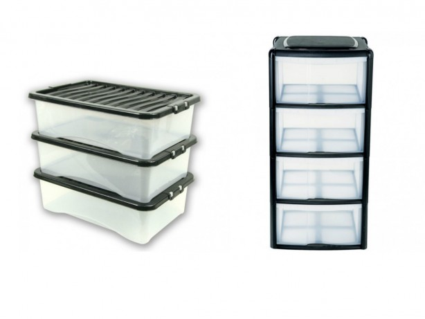 Modern Furnitures  sc 1 st  Listitdallas & Plastic Storage Boxes Poundstretcher - Listitdallas