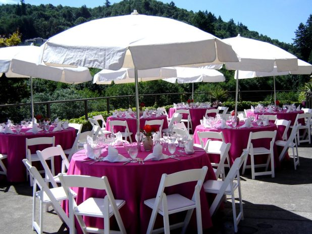 Wedding_Persimmon +5 Tips to Decorate Your Outdoor Wedding