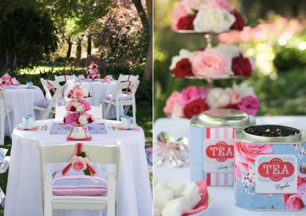 party-garden-wedding-ideas +5 Tips to Decorate Your Outdoor Wedding