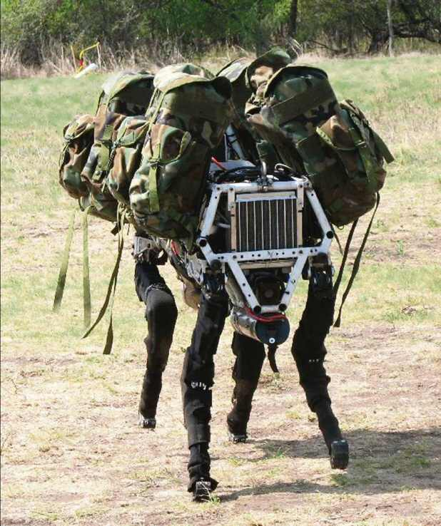 big-dog2 7 Newest Robot Generations and Their Uses