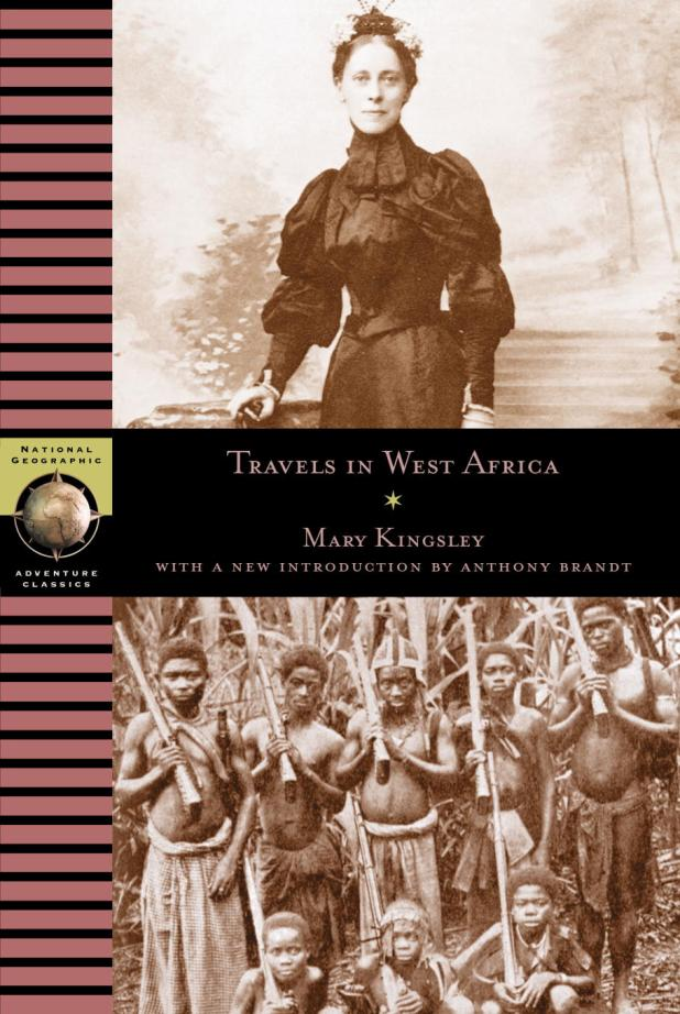 travels-in-west-africa Top 15 Adventure Books