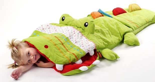 in Use Sleeping Bags For Kids And Make Them Feel Comfortable