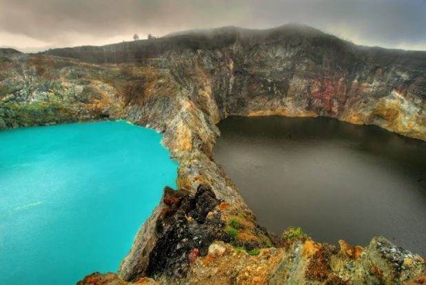 kelimutu Top 10 Places to Visit Next Year!