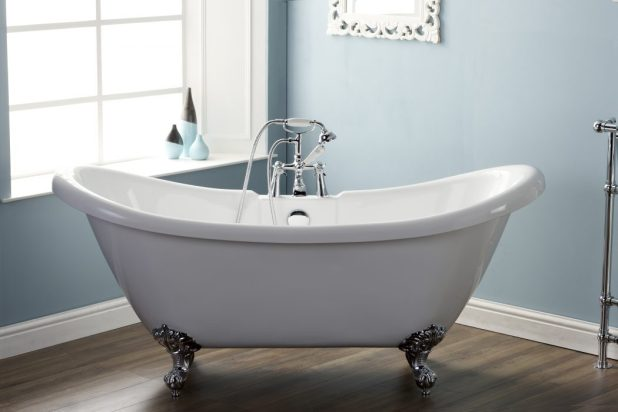 bathtub Stunning And Contemporary Victorian Decorating Ideas