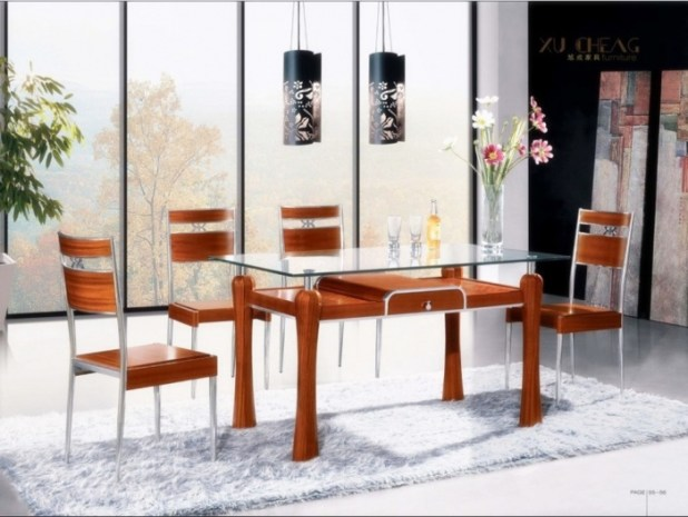 Wood-and-Metal-Dining-Table-Chair Discover the 10 Uncoming Furniture Trends