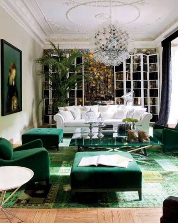 green What Are the Latest Home Decor Trends?