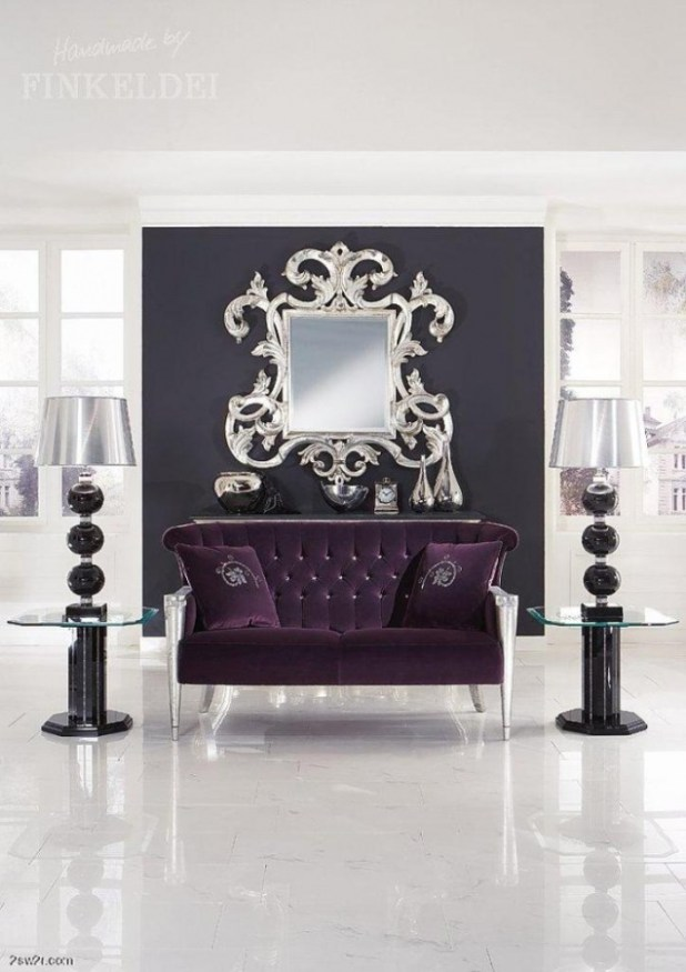 purple4 Discover the 10 Uncoming Furniture Trends