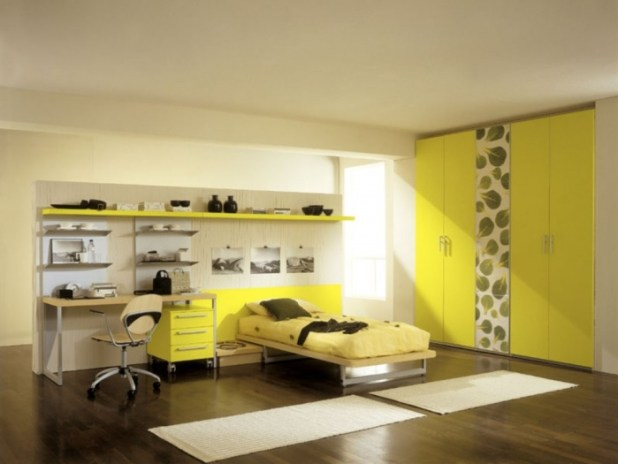 yellow-bedroom-furniture Discover the Furniture Trends for 2014