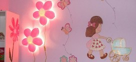 Fantastic Designs Of Lighting And Lamps For Kids' Rooms