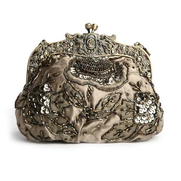 3273EB-OL-Beaded-Vintage-Evening-Bag-with-Antique-Frame 50 Fabulous & Elegant Evening Handbags and Purses