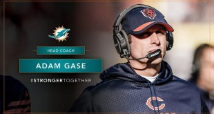 "10 Things You Don't Know about Head Coach ""Adam Gase"""