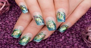 50+ Coolest Wedding Nail Design Ideas