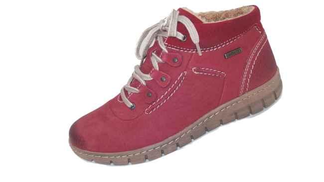 Steffi Boot Red