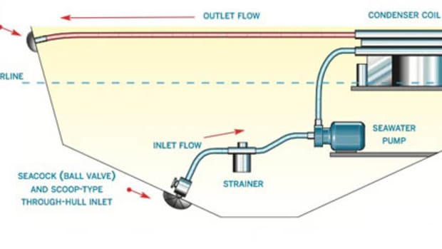How to Replace the Air-Conditioning Unit on Your Boat - Power
