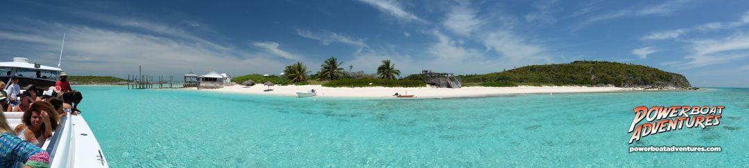 Ship Channel Cay in The Exuma Islands