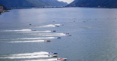 Victory Team make it 3 in row at XCAT Lugano GP