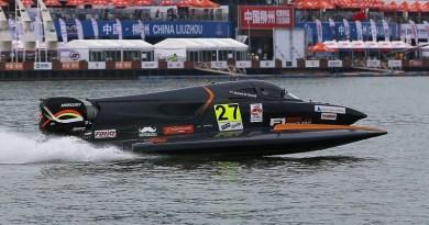 Al-Hameli takes Liuzhou F1 H20 win from pole