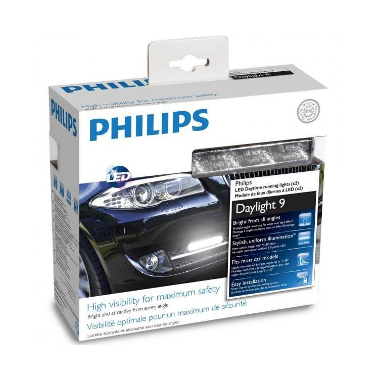 Philips Daylight 9 DRL Kit - Daylight Running Light Kit PowerBulbs