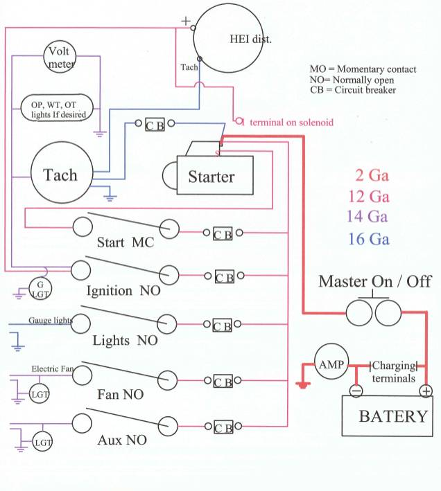 Drag Race Car Wiring Diagram Furthermore Car Kill Switch Wiring For