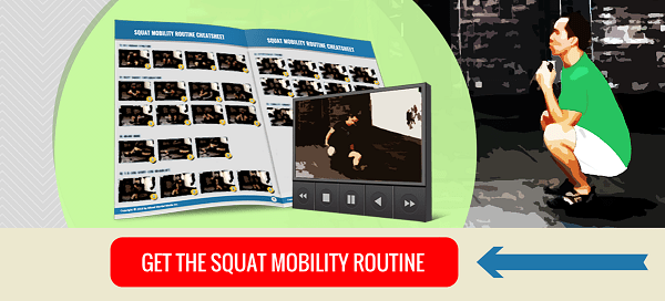get the squat mobility routine