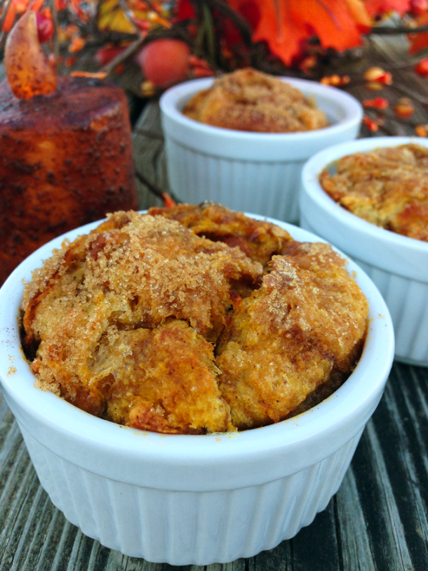 Baked Pumpkin French Toast Recipe - Powered By Mom