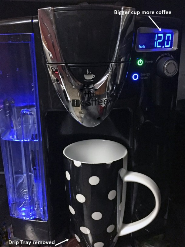 Image Result For How Many Ounces Does A Keurig Coffee Maker Makea