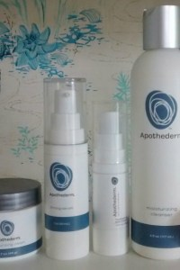 Apothederm Anti-Aging Skincare System Review