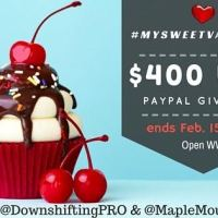 $400 Valentine's Day Cash Giveaway