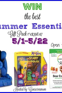 Summer Essential Giveaway