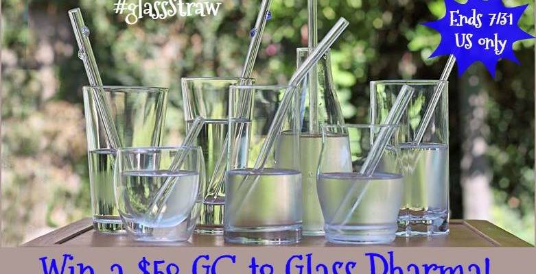 $50 Glass Dharma Guest Giveaway
