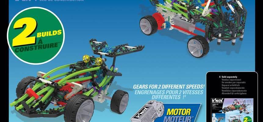 K'Nex Revvin' Race Car Giveaway