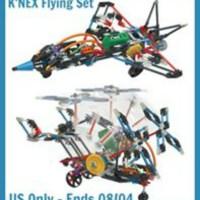 K'Nex Flying Set Guest Giveaway